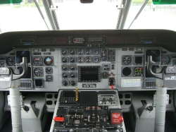 Kokpit CN-235 MPA