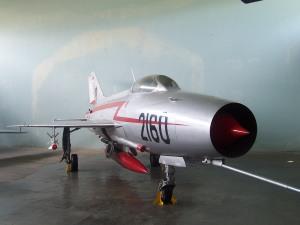 MIG-21 TNI-AU (Foto : Haryo Adjie)