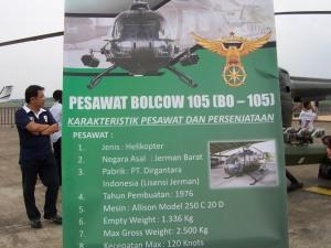 Banner BO-105 Penerbad