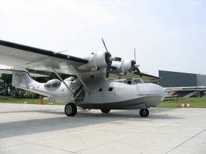 Catalina milik Angkatan Udara Belanda