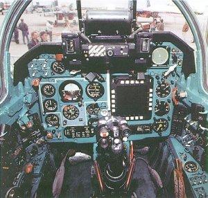 Visual Kokpit MIG-21