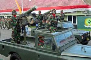 RBS-70 Arhanud TNI-AD