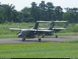 OV-10F Bronco TNI-AU