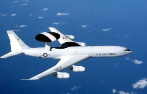 E-3A AWACS US Air Force