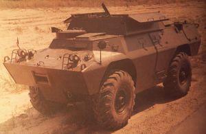 V-150 versi Mortir 81mm. Jenis ini yang dimiliki oleh AD Singapura