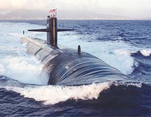 USS Los Angeles - kapal selam serang US Navy dengan tenaga nulkir