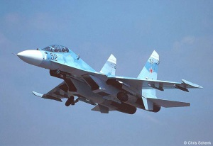 Su-30 AU Rusia