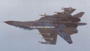 Su-30 AU India dengan beragam rudal udara ke udara