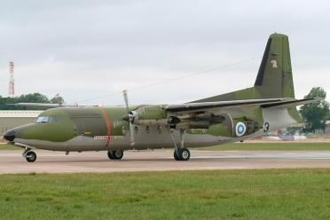 F-27 Troopship AU Belanda