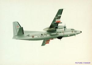 Fokker F-27 Enforcer milik Thailand