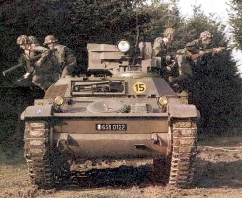 AMX-13 VCI AD Prancis