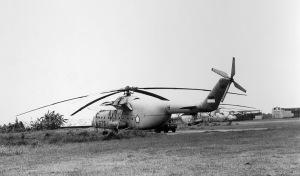 Foto Mi-6 milik TNI-AU