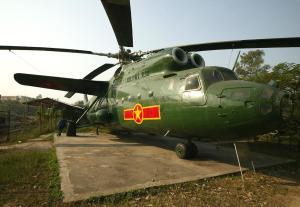 Warna khas Mi-6 AD Uni Soviet