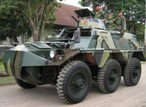 Saracen Kavaleri Kostrad TNI-AD