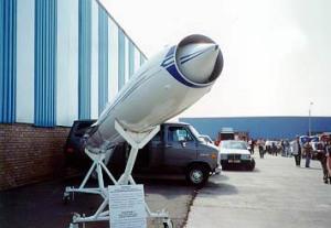 Ciri khas Yakhont dilengkapi air intake mirip pesawat tempur MIG era masa lalu