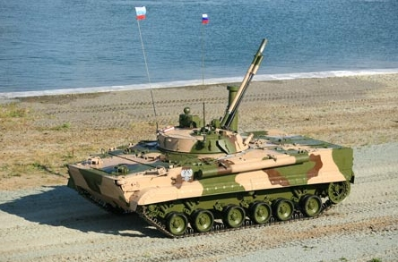 "BMP-3F : Tank Amfibi ""Kelas Berat"" TNI-AL « The Indo Militer"