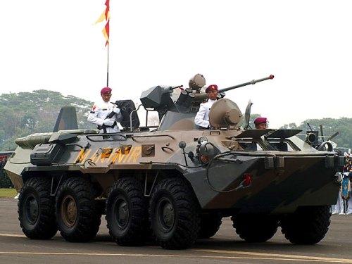 BTR-80A-Marinir