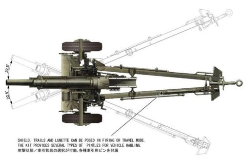 m2a2 105mm howitzer tua yon armed tni ad   forumku