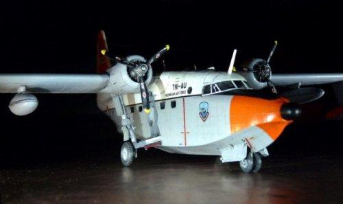 Grumman Albatros milik TNI AU