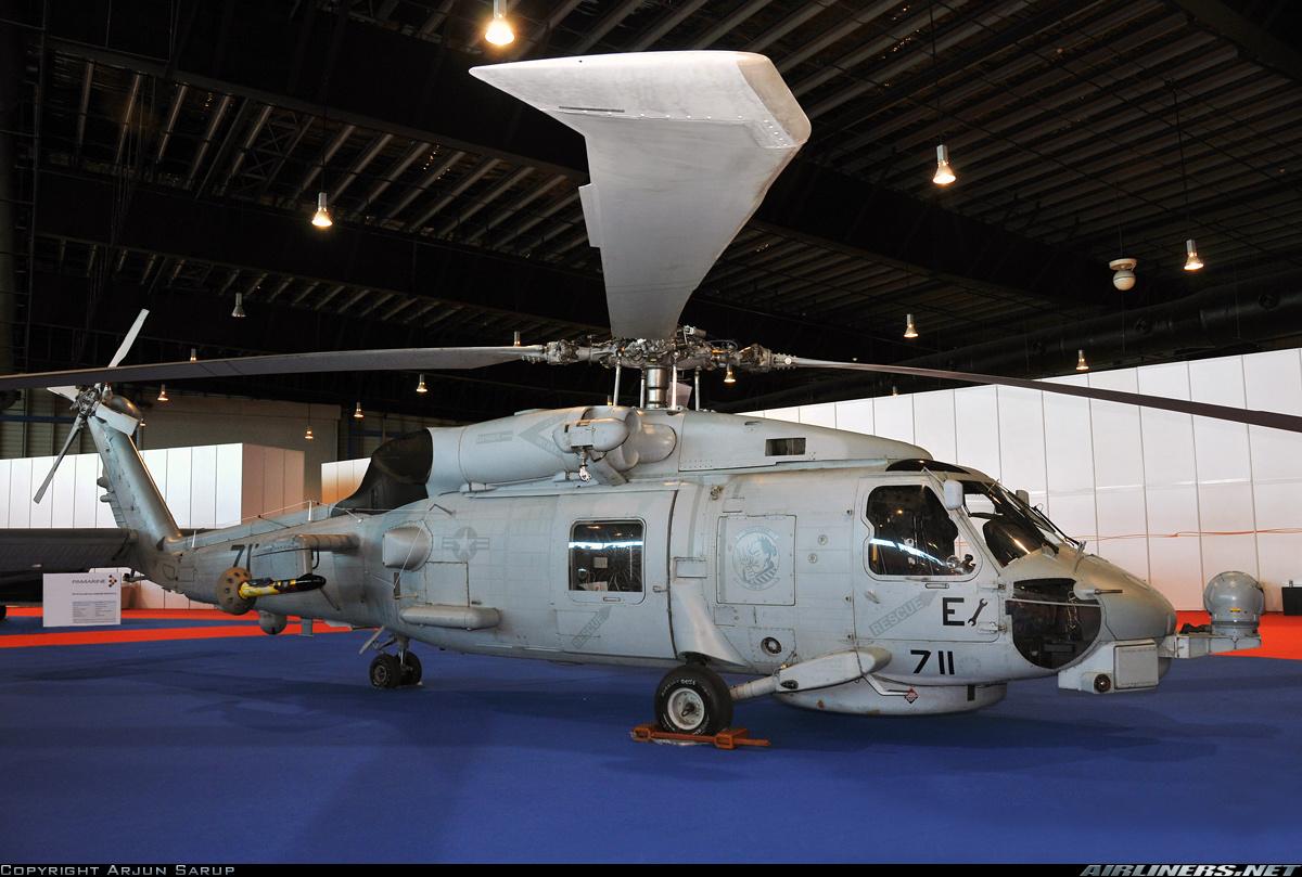 Sikorsky SH-60B Seahawk AL Singapura