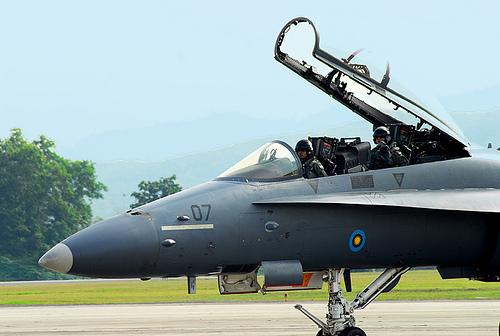 F-18D Hornet AU Malaysia (TUDM)