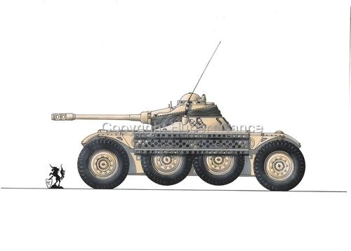 Kamuflase gurun dan perlengkapan operasi di medan off road