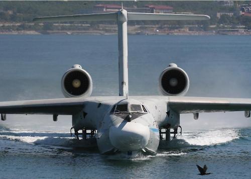Beriev 200, pesawat amfibi dengan mesin jet