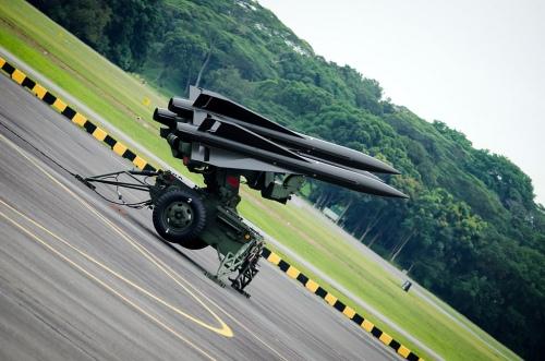 Rudal Hawk, salah satu SAM jarak menengah yang battle proven di kalangan NATO