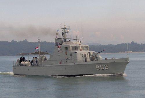 KRI Siada 862, ex-HMAS HMAS Barbette (P97)