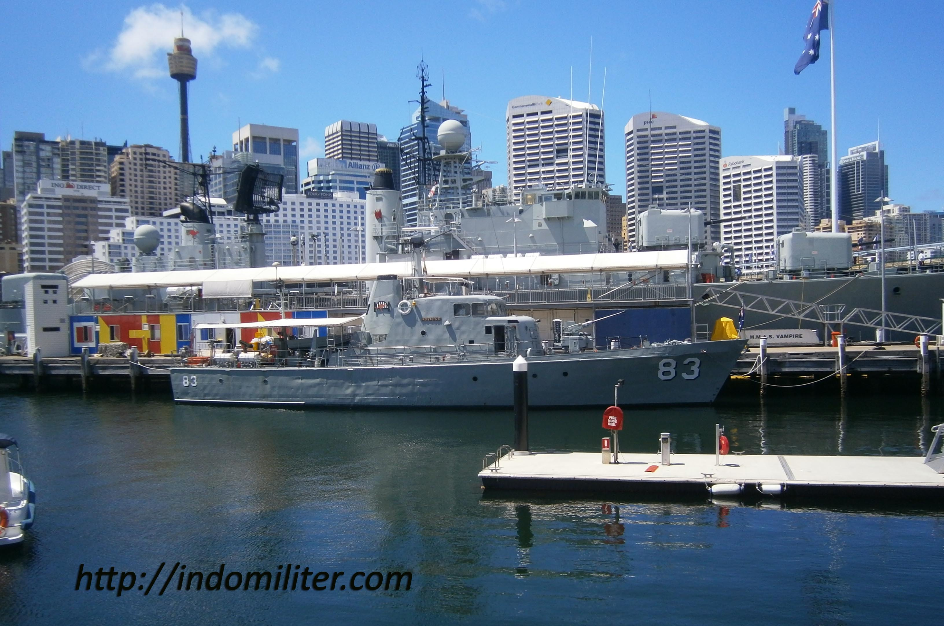 HMAS Advance