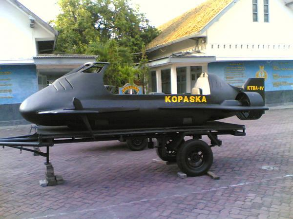 KTBA-2, hasil produksi dari Dalam Negeri