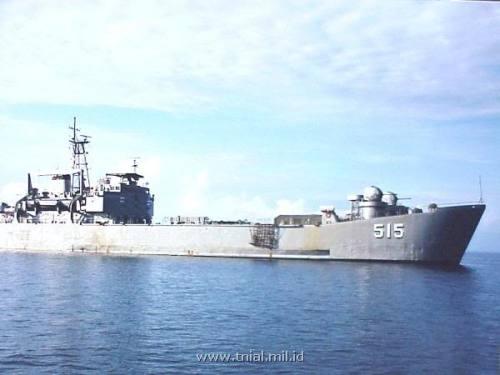KRI Teluk Sampit 515