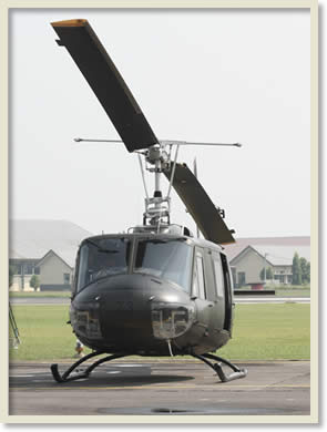 Bell 205 A-1 TNI AD