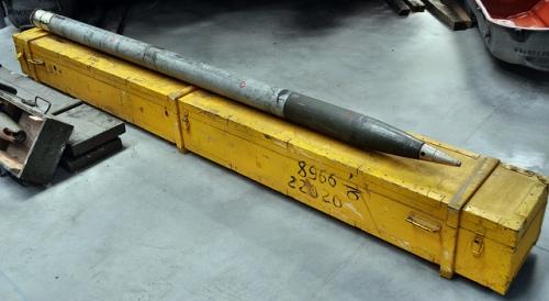 Inilah sosok roket RM70