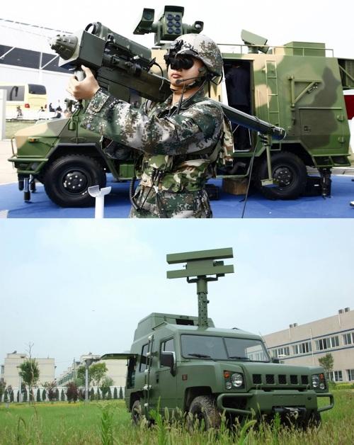 Beginilah gelar operasi Smart Hunter dan rudal QW-3, mengandalkan komunikasi berbasis WiFi