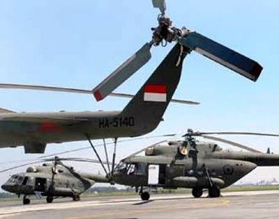Mi-17 MediaIndonesia