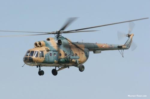 Mil Mi-8, varian awal dari Mi-17