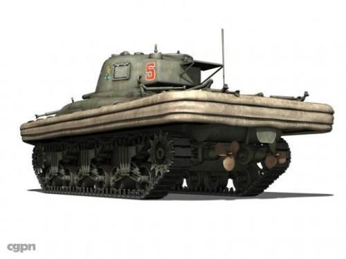 0000012968-M4A1-Sherman-Duplex-Drive-LA5