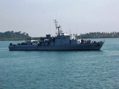 KRI Pulau Rangsang 727