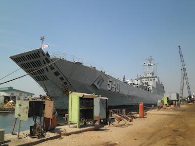 KRI Teluk Lampung 540