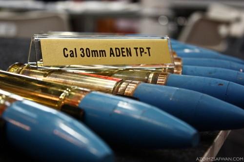 Amunisi ADEN 30mm