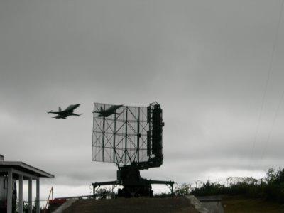 F-5E tiger dan Radar Thomson TRS-2215