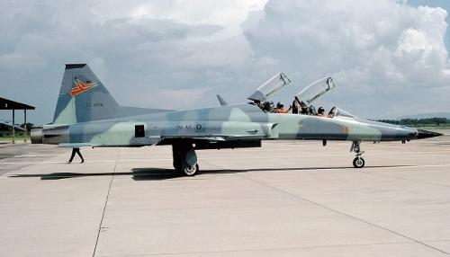 F-5 F Tiger II Skadron Udara 14