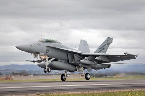 F/A-18 Super Hornet RAAF