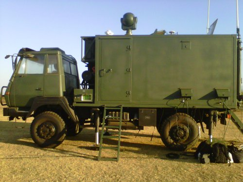 FCDV-1 in action