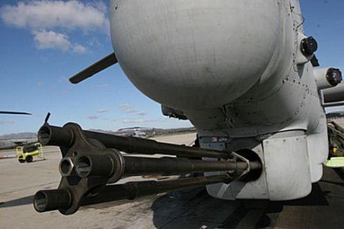 Vulcan M197 juga diadopsi pada heli serbu AH-1Z Cobra