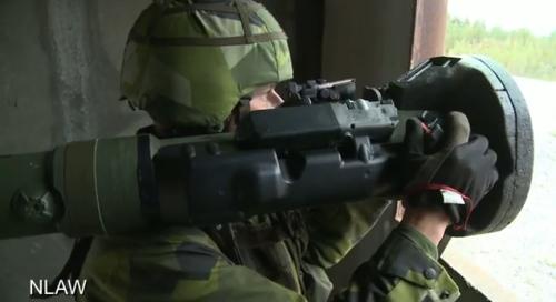 NLAW ideal ditembakkan dari sudut sempit seperti jendala, rudal ini ampuh untuk target di wilayah urban yang mengandalkan perang jarak dekat.