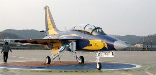 T-50i Golden Eagle TNI AU