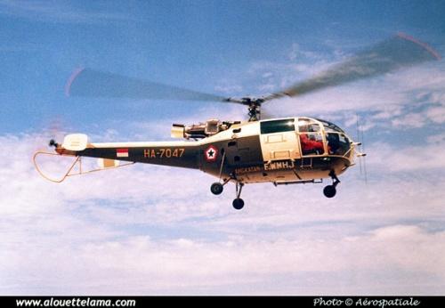 Alouette III Penerbad TNI AD