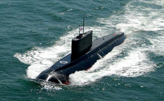 Kilo class, inilah kapal selam idaman untuk TNI AL